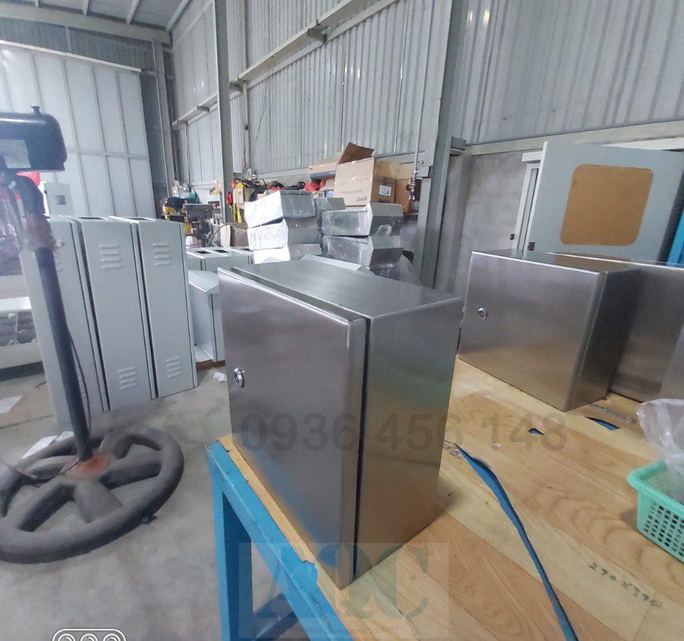 Vỏ tủ điện inox